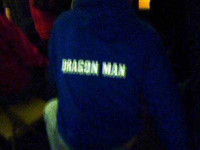 I FOUND HIM!!!  I FOUND THE DRAGON MAN.
