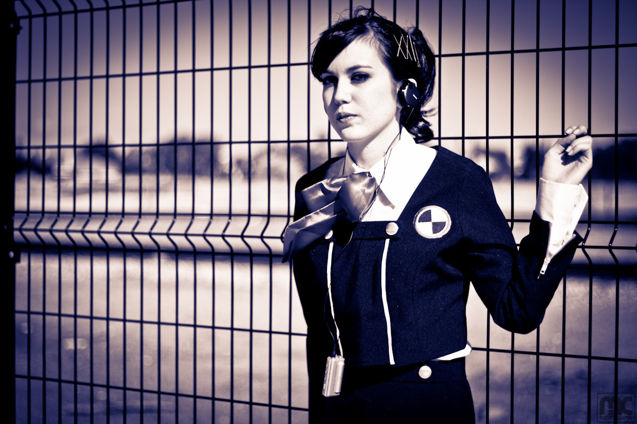 FemMC // Minako Arisato // Hamuko Arisato (Persona 3 Portable) Cosplay by celestbartel.tumblr.com.