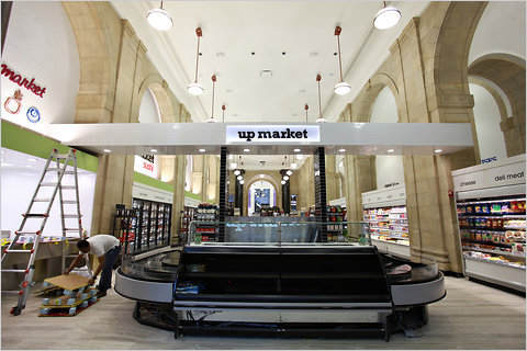 The largest Duane Reade ever built will open on Wednesday (via Newest Duane Reade to Offer Sushi and Hairstyling - NYTimes.com)