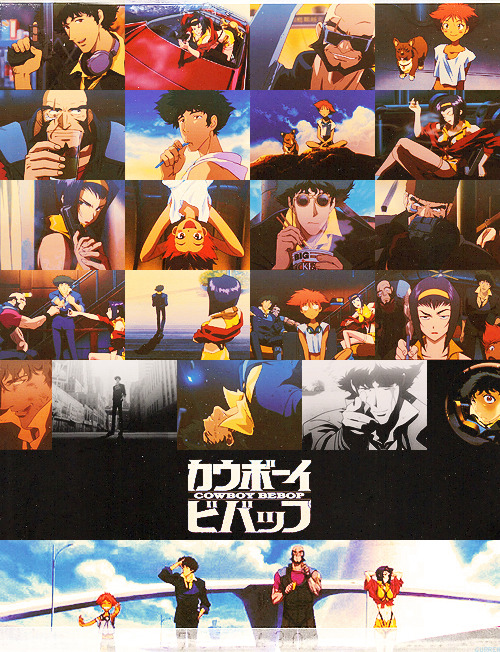 All Time Favorite Anime (In No Particular Order) | Cowboy Bebop (1998)