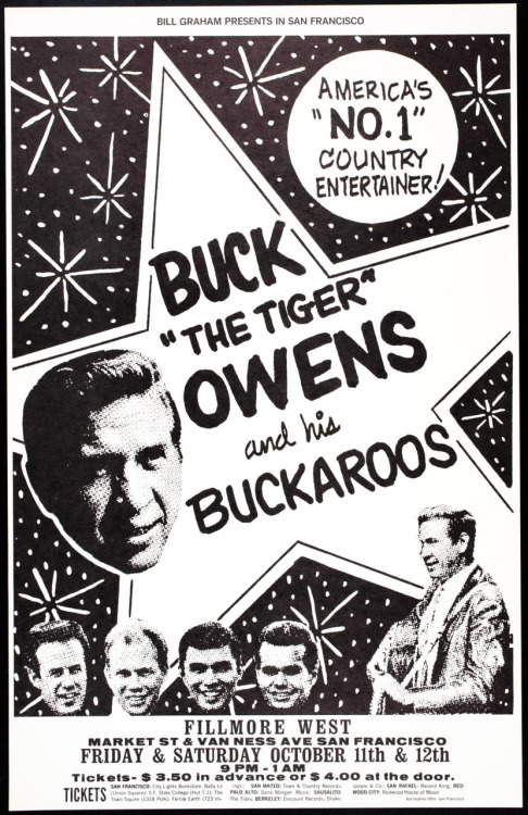 Before he became famous, Buck Owens found his voice in Bakersfield, CA.