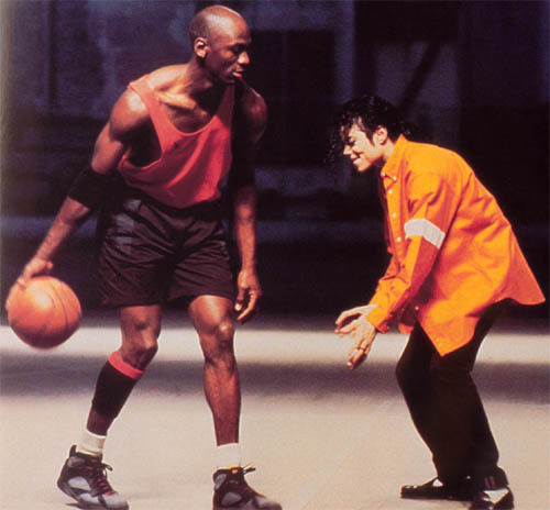 The MJ's … Amazing BALLER and Amazing SINGER both amazing performers… Happy birthday Michael Jackson