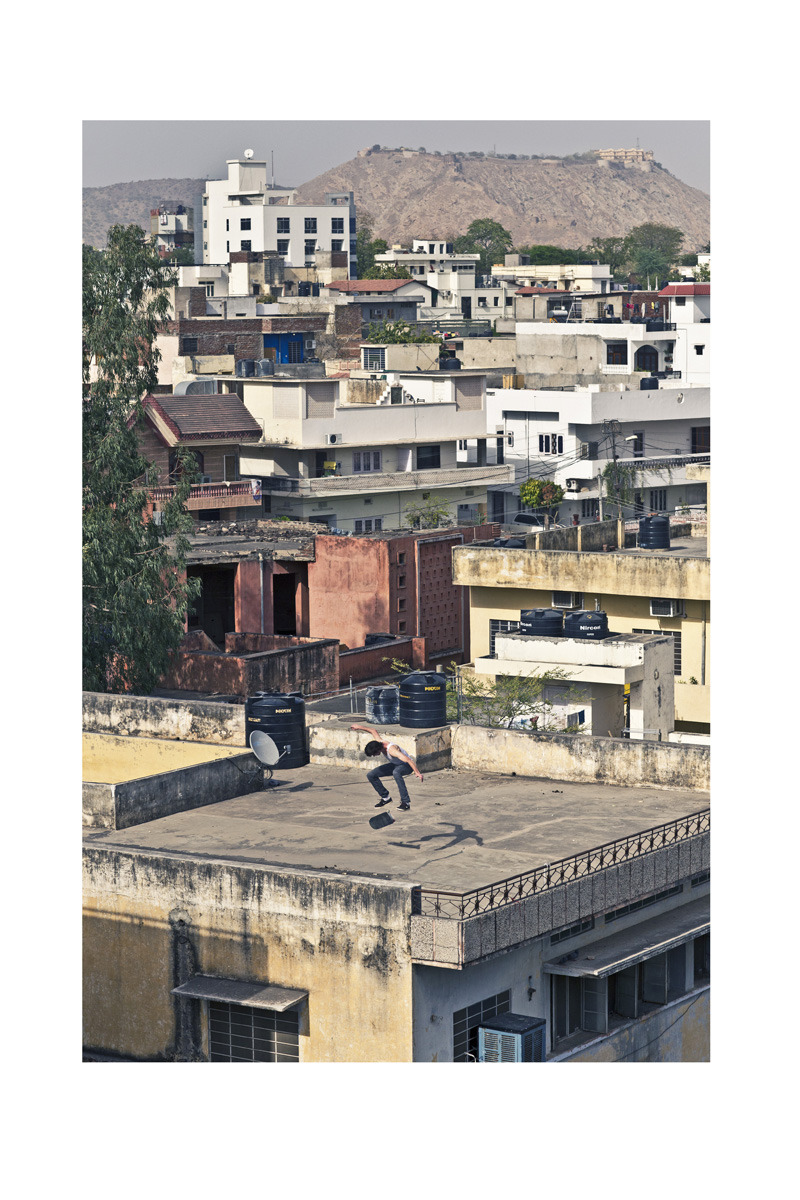 Oxelo Skateboards / India