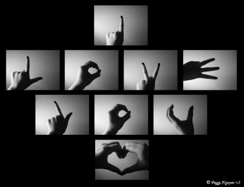 How will you say I Love You? —Sign Language