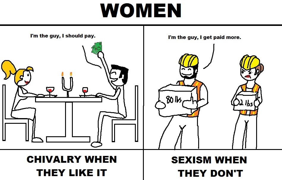 women sexist funny
