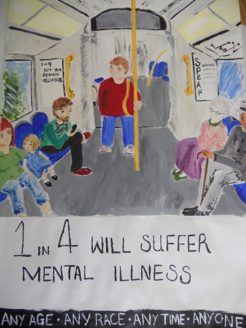 madlydisorderedmind:  REBLOG AND RAISE MENTAL ILLNESS AWARENESS! www.mindthestigma.webs.com