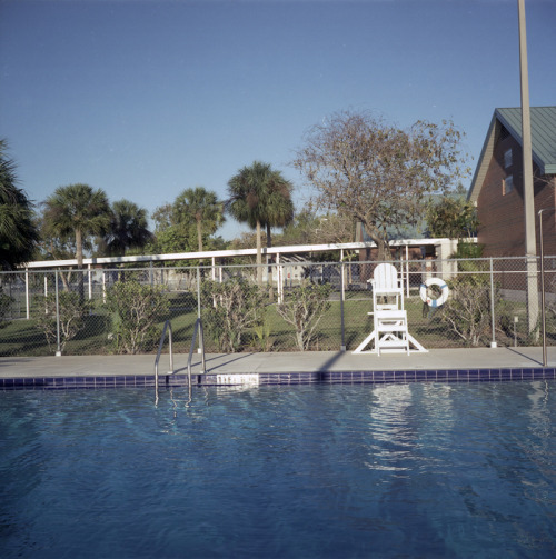 Swimming Pool. Florida 2011. ©Amber Maitland