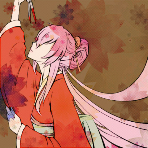 "yanderedaily:  Vocaloid 2 - Megurine Luka. ""It's strange, were my scissors always this colour?"" This remains my favourite Luka song."