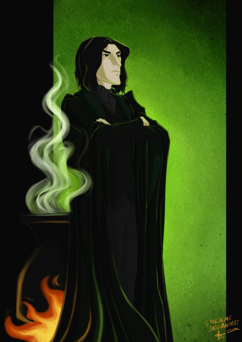 The Snape HP spam continues!