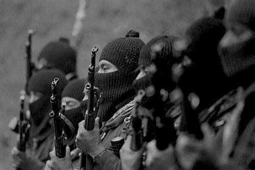 "aplytos:  ""Everything for everyone and nothing for ourselves."" -Zapatistas"