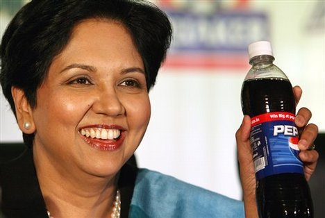 People Who Studied Abroad #58:Indra Nooyi, business executive  From: India  Studied: Earned a Master's degree in Public and Private Management from Yale University.
