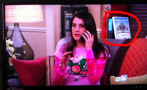 shortie-3s5s:  eyemovie:  graphospasmic:  musicismyradar-:  thedailywhat:  How About That of the Day: So apparently this has been going on for a while: An eagle-eyed Consumerist reader spotted an ad for the upcoming Kevin James vehicle Zookeeper superimposed into the background of a How I Met Your Mother rerun. The original background of the 2007 episode was strikingly different. Today: Digitally altering backgrounds in sitcoms. Tomorrow: Digitally altering foregrounds in historical footage? [consumerist.]  1984 IS REAL.  BIG BROTHER IS ADVERTISING FOR KEVIN JAMES FILMS THIS TRULY IS THE END OF THE WORLD  Do they find thoughts in your butt? I KNEW I should have read that book.  What the actual fuck? Why did they do that? WHY!?