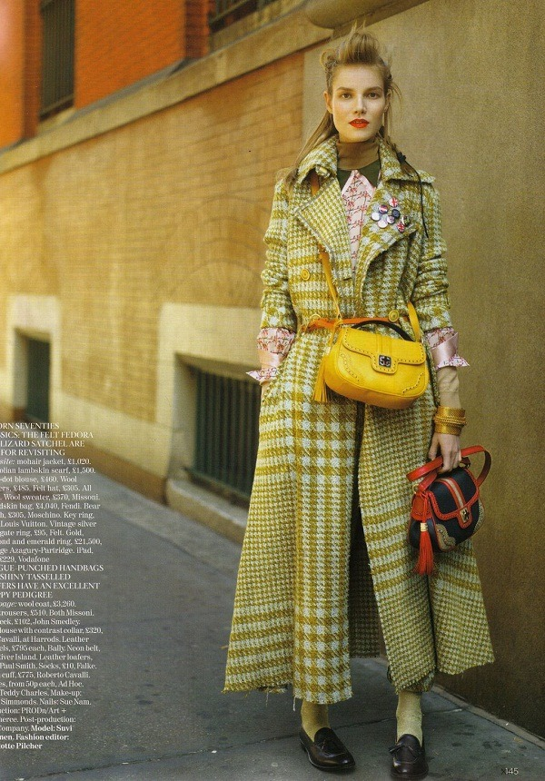 Raymond Meier / Vogue UK August 2011.