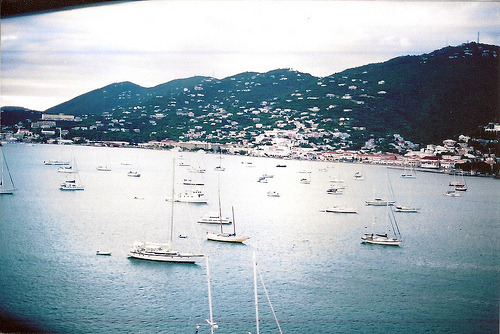 prevailing:  St. Thomas (by jessica anne..)