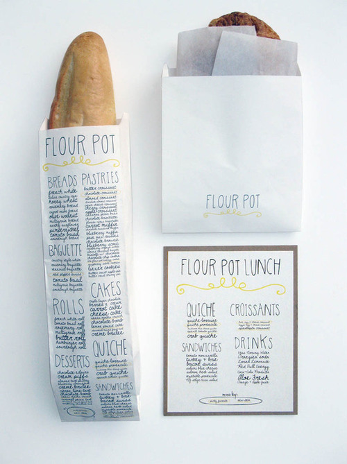 Great packaging - I would buy this bread just to get the packaging