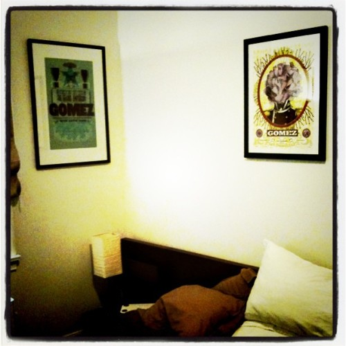 Gomez prints 4 & 5. #gomez  (Taken with instagram)