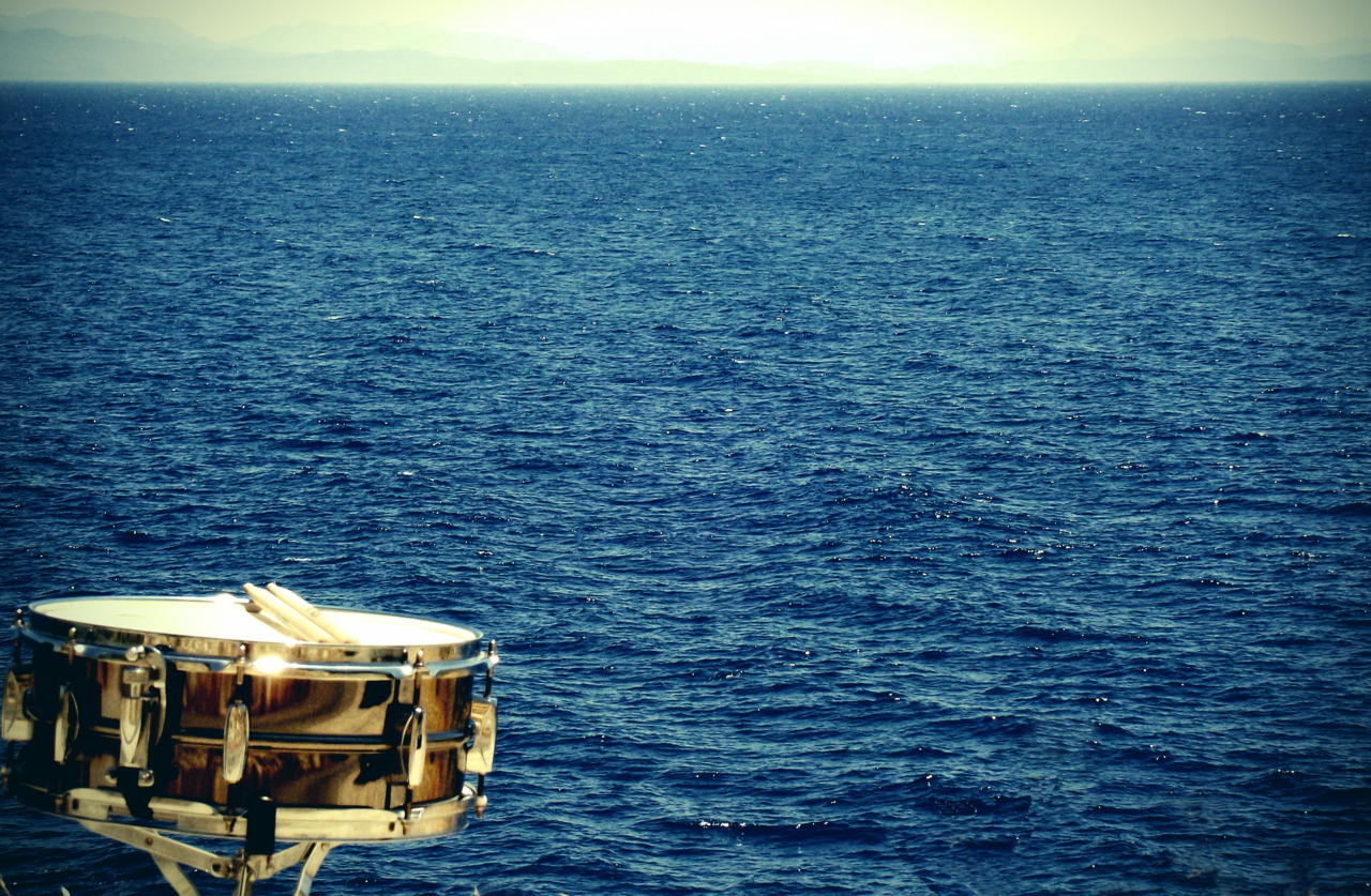 is it a sea ? or music .. maybe a life ? !..  a dream…