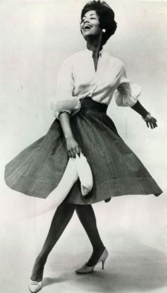Helen Williams, Top Black Model Of Her Time