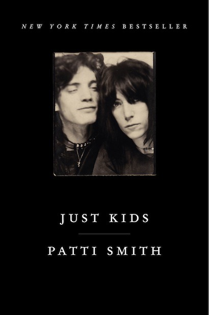 "Reading Right Now:""Just Kids,"" Patti SmithWe imagined ourselves as the Sons of Liberty with a mission to preserve, protect and project the revolutionary spirit of rock and roll. We feared that the music which had given us sustenance was in danger of spiritual starvation. We feared it losing its sense of purpose, we feared it falling into fattened hands, we feared it floundering in a mire of spectacle, finance, and vapid technical complexity. We would call forth in our minds the image of Paul Revere, riding through the American night, petitioning the people to wake up, to take up arms. We too would take up arms, the arms of our generation, the electric guitar and the microphone."
