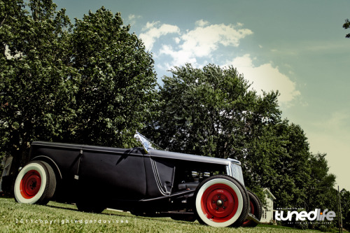 Check out this Rat Rod from New York!.. To see the full feature, click the photo!