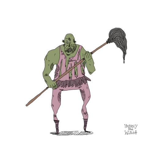 I Heart the 80's 7 of 30: Toxic Avenger