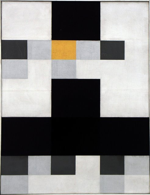 quincampoix:  Jean Arp, Collage, 1918