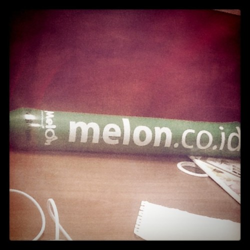 melon indonesia (Taken with instagram)