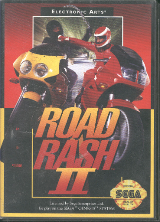 Developed by Electronic Arts in 1993 for Sega Genesis