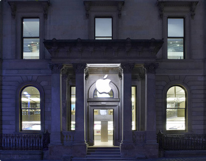 Are you in Glasgow tonight? Come out and meet us for our first ever Apple in-store appearance!   Date/Time: 6-7.30pm, Thursday 7th JulyAddress: 147 Buchanan Street, Glasgow, G1 2JXMore Info: http://bit.ly/oAxURt Dave Haynes will be talking a little more about SoundCloud, diving into some features and demo-ing a selection of awesome apps — including our own iOS / Mac Desktop apps. This short demo will be followed up by a lively discussion with some leading figures, musicians and SoundCloud users from Glasgow's vibrant music scene. Read more on our blog!