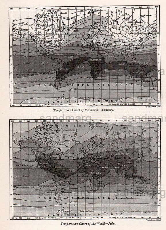 sandmarg:   1908 World Temperature Chart