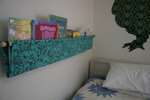 craftovision:  Hanging Book Display. via craft  such a cool idea!