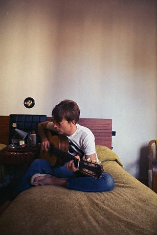 cloudclaudia:  john lennon by john taylor my bro on Flickr.