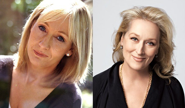 letloosethekraken:  JK Rowling biography film.Meryl Streep?Just saying..