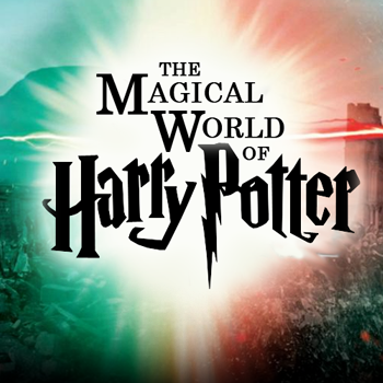 The Magical World of Harry Potter is a new blog dedicated to the thing we all love most - Harry Potter of course :D It was recently started by a friend of mine who made my new header so you know this blog is complete quality.