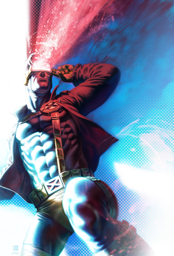 Cyclops - Lines by: Enymy | Colors: Fabian Schlaga