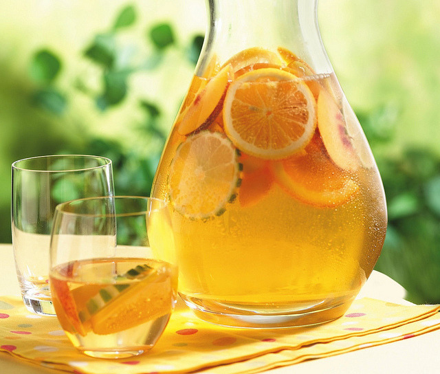 White Wine Sangria Recipe by Betty Crocker Recipes on Flickr.