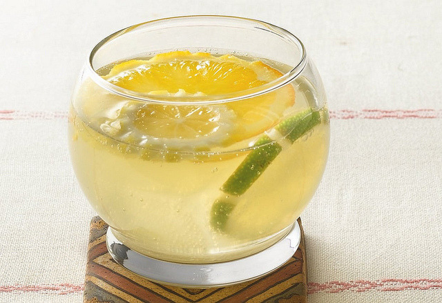 Sparkling Sangria by Betty Crocker Recipes on Flickr.