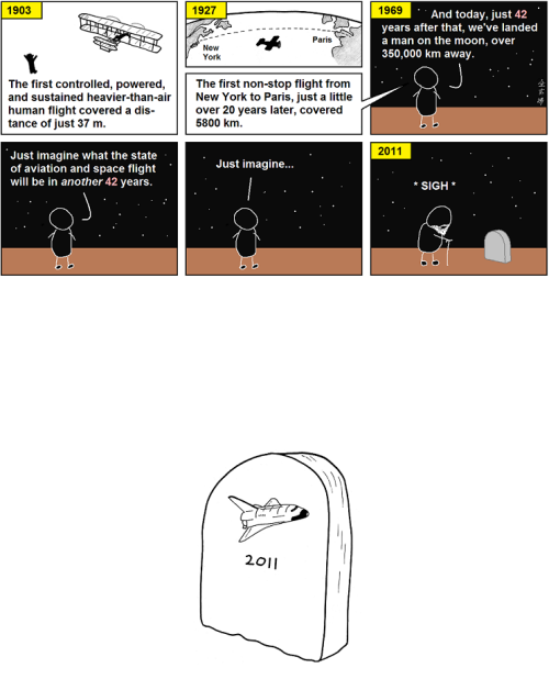 xplanes:  reblog: iamdanw:  (via Abstruse Goose » History of Flight)