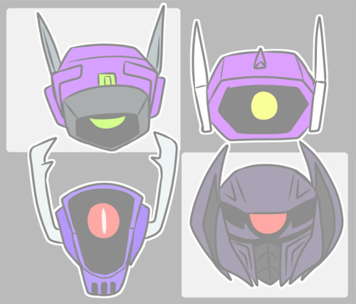 elaboratetoast:  My baby. <3  Movie Shockwave. Why so serious.