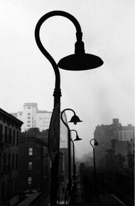 "Saul Leiter, A Walk with Bob, c.1954. When I was in New York a few days ago at The Strand, I came across a book by Leiter and opened it up to this stunning photograph. I have regretted not buying the book ever since. This evening, I thought to myself: ""Well if there's anyone on this great blue earth who would have it, it would be firsttimeuser."" Lo and behold, here it is. Nothing short of magical. Thank you."