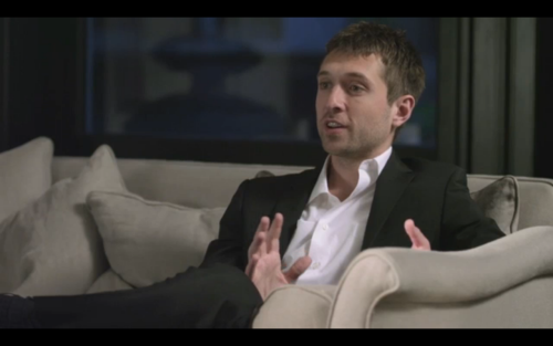 Ben Lerer is the Cofounder and CEO of Thrillist.com. Here he talks about how he and his cohorts took the idea of having fun very seriously, and parlayed that into  a leading men's multi-platform lifestyle publication. Click through to see this and more from our video series on how entrepreneurs harness their passion to succeed in business.