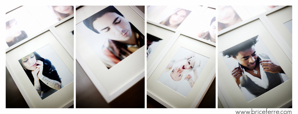 "Today I printed, and framed some of the ""Authenticity Portraits"" I had in my portfolio. I am always amazed by the look the prints. If a photo looks good on a computer, you should always print it, as it will mostly always look very very good then. I was quite pleased with the result. Email Us / Check my Portfolio / Follow me on Facebook / Follow me on Twitter / Follow me on Instagram /"