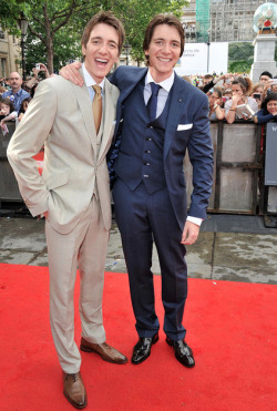 Can I marry both of them? It's finally the premiere! Deathly Hallows, Part II