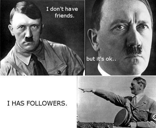 Lolz.  I love Hitler/Jew jokes so much, and I'm really not sure why.