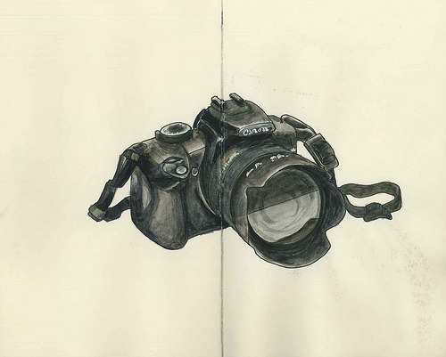 antiquecameras:  Camera (by Amy Stace)