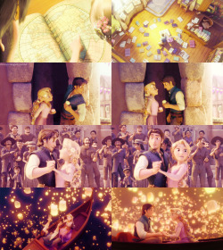 disneys-tangled:  A day at the kingdom.