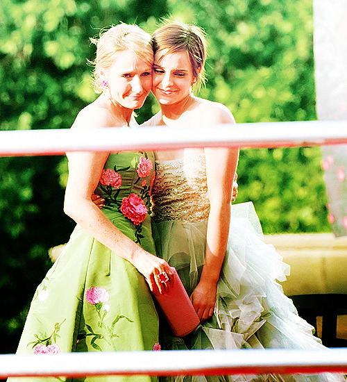 """She's like my daughter."" - J.K. Rowling on Emma Watson"