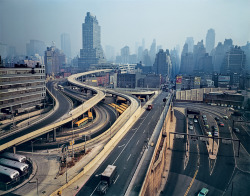 dreammeup:  Evelyn Hofer New York City (1964)  #landscape #cityscape #city #citylife