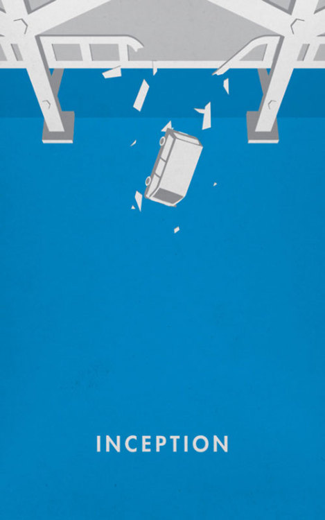 100 Amazing Minimal Movie Posters Cool stripped-back one-sheets…