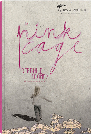 'The Pink Cage', by Derbhile Dromey A novel about a love that's not quite forbidden and a girl with hair the colour of day-old snow. The girl in question is Astrid Johnson, a 26-year-old freelance proof-reader and DJ who has eyes that do their own thing. Astrid inhabits two distinct worlds: a world of beats and flashing lights, and a world of dusty books and seawater. A cool, fearless type, Astrid is persuaded to go on a skiing trip for the visually impaired. The night before the trip, the sexual tension between Astrid and Jazz, the man with three names, explodes… With its pulsing soundtrack and disembodied electronic voices, the Pink Cage is a novel that you can hear as well as see. If you like books that expose the extraordinary worlds hidden beneath the surface of ordinary life, you will love The Pink Cage. Follow Derbhile on Facebook and Twitter to find out more…
